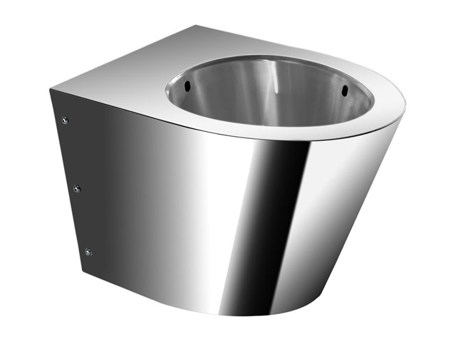 Toilet Stainless Steel Wares