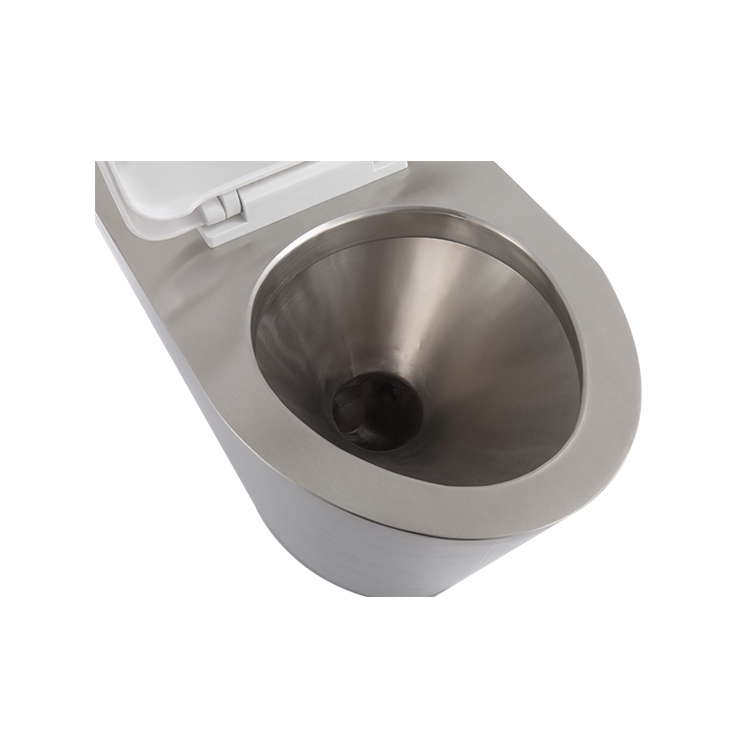 Stainless Steel Toilet